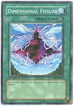 Yu-Gi-Oh! - Dimensional Fissure (EOJ-EN047) - Enemy of Justice - Unlimited Edition - Common
