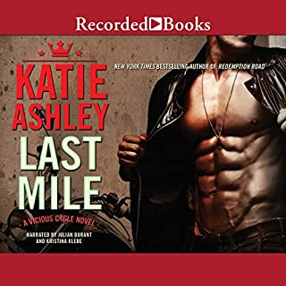 Last Mile audiobook cover art