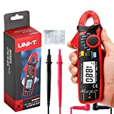 UNI-T UT210E Mini Digital Clamp Meter Handheld RMS AC/DC Resistance Capacitance...