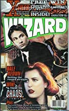 Wizard: The Guide to Comics, No. 52; December 1995; The X-Files