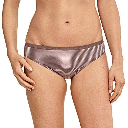 Schiesser Damen Selected Premium Tai (2er Pack) Slip, Mehrfarbig (sortiert 1 901), 40 (Herstellergröße: 040)