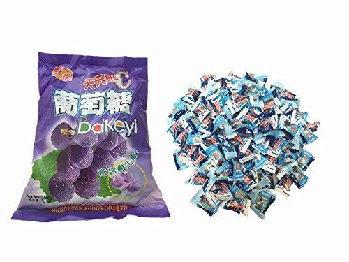 Hongyuan Classic Grape Hard Candy - 12.3 Oz