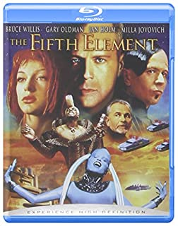 The Fifth Element (Remastered) [Blu-ray] (B000QTD368) | Amazon price tracker / tracking, Amazon price history charts, Amazon price watches, Amazon price drop alerts
