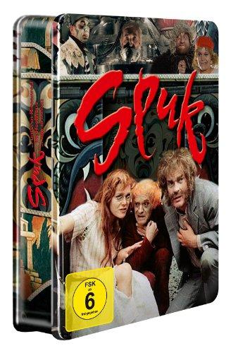Spuk - Edition * Steel-Box * DDR TV-Archiv ( 7 DVDs - Spuk unterm Riesenrad, Spuk im Hochhaus, Spuk von draussen)