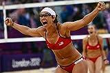 Misty May Treanor Olympic Hero Beach Volleyball Limited