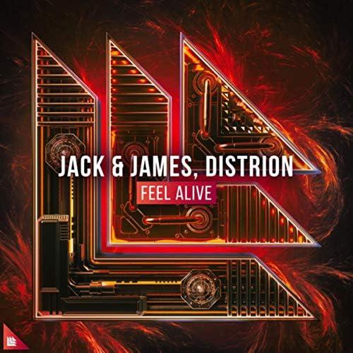Jack & James & Distrion