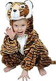 Costume de tigre tout doux