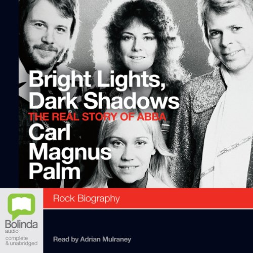 Bright Lights, Dark Shadows cover art