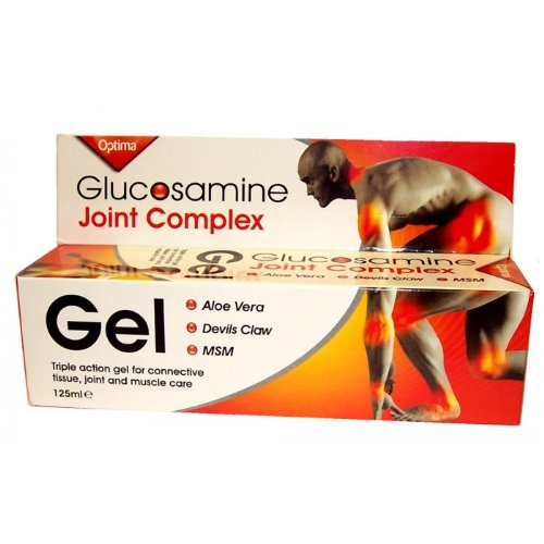 Aloe Pura Glucosamine Joint Complex Gel 125ml - CLF-APU-E0475 by Aloe Pura