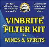 Vinbrite Mk3 Wine Filter Kit
