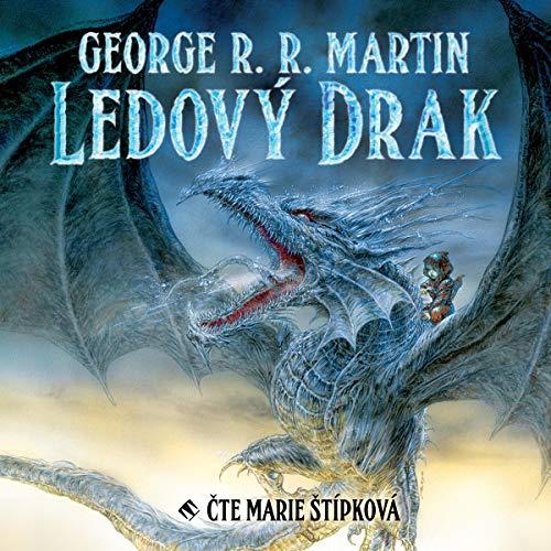 Ledový drak cover art