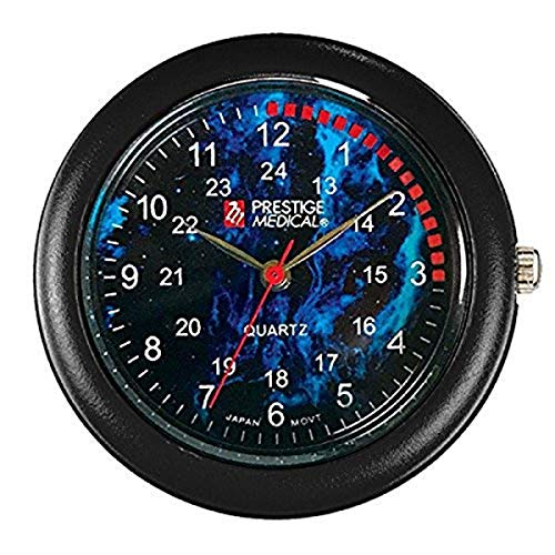 Prestige Medical Analog Stethoscope Watch, Galaxy