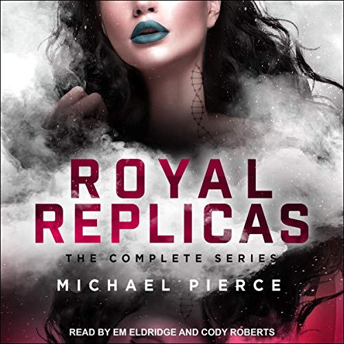 Couverture de Royal Replicas