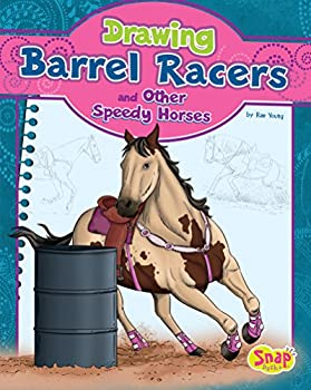 Drawing Barrel Racers and Other Speedy Horses  Drawing Horses