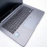 ASUS ZenBook UX430UN UltraBook Laptop: 14' Matte NanoEdge FHD (1920x1080), 8th Gen Intel Core i7-8550U, 512GB SSD, 16GB RAM, NVIDIA MX150 Graphics, Backlit Keyboard, FingerPrint Reader, Windows 10