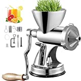 Best Wheatgrass Juicers - VEVOR Manual Wheatgrass Juicer with Suction Cup Base Review