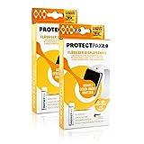 ProtectPax Smartwatch Flüssiger Displayschutz aus die Höhle der Löwen - für alle Samsung Apple Watch Nano Versiegelung Schutzfolie Panzerglas (2er Set)