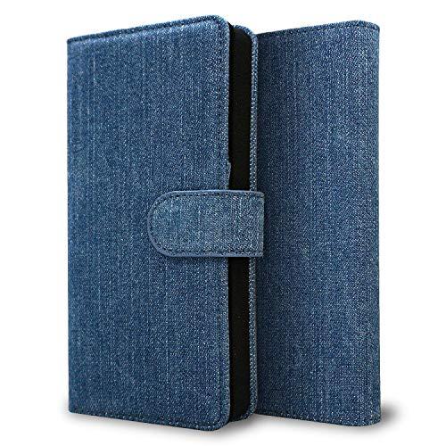 改良進化版 プルームテック プラス ケース Ploom TECH + 賢者の箱+ まとめて収納 コンパクト手帳型 岡山デニム 新型 ツーウォッシュ