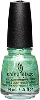 China Glaze Nail Lacquer, Twinkle Twinkle Little Starfish, 0.5 Ounce