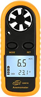 Hzikk 0-30M/S LCD Hand-Held Measure Tool Windmeter Wind Digital Handheld Anemometer