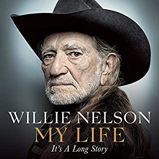 My Life: It's a Long Story                   By:                                                                                                                                 Willie Nelson                               Narrated by:                                                                                                                                 Christopher Ryan Grant                      Length: 9 hrs and 33 mins     19 ratings     Overall 4.8