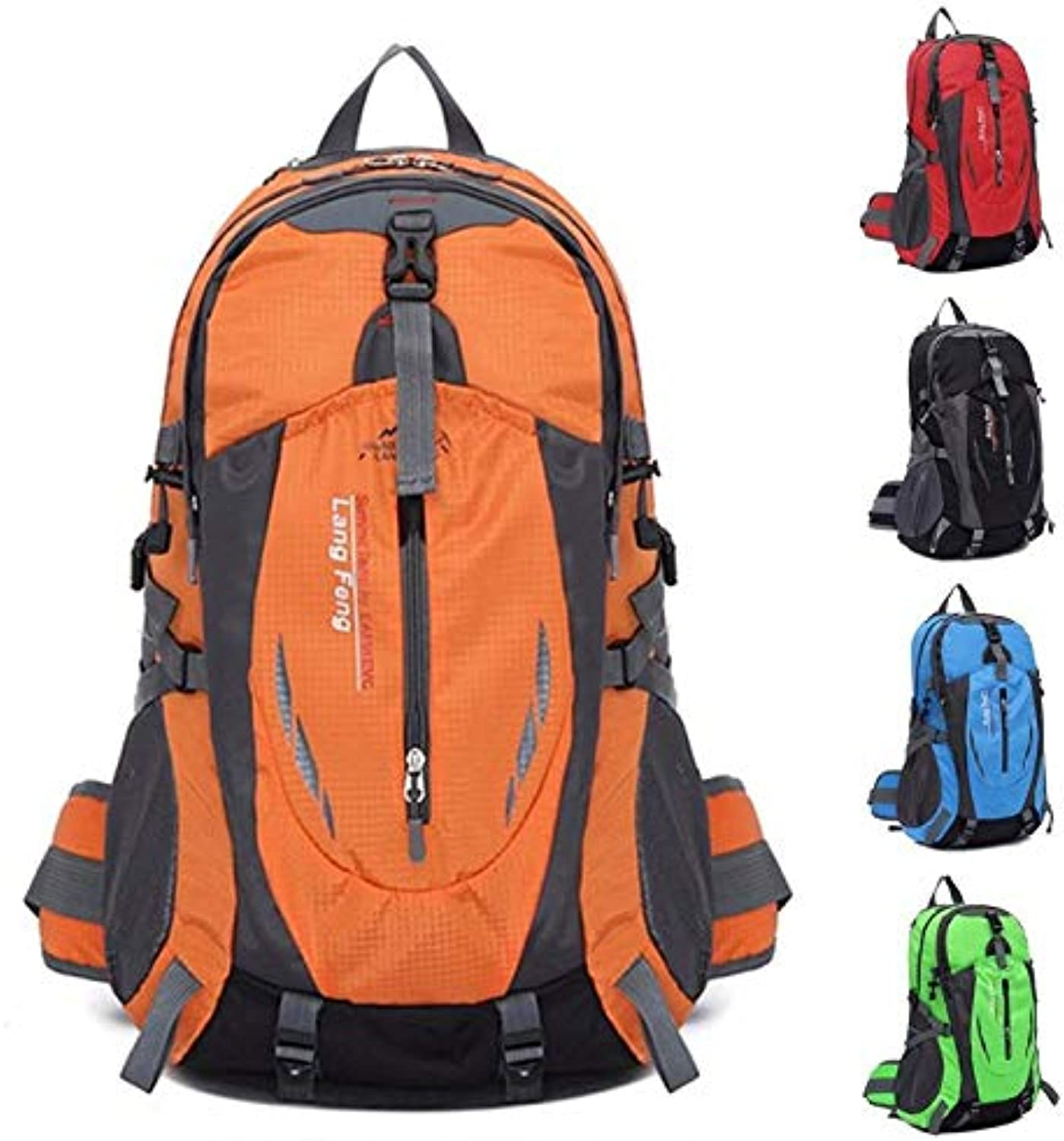Anddod S-58203 Hiking Bag 35L Sports Backpack Casual Travel Bags Multiple Farbes