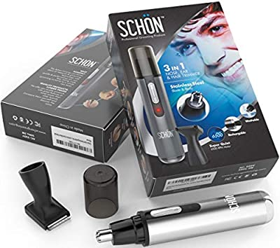 SCHON Stainless Steel 3-in-1