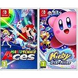 Mario Tennis Aces & Kirby Star Allies