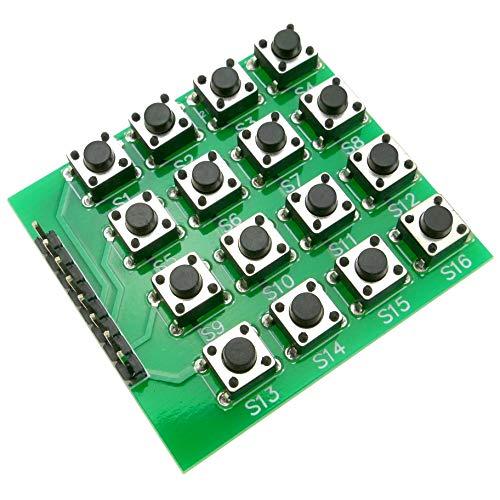 BeMatik toetsenbord 16 toetsen 4x4 met DWT-0261 (AK074)