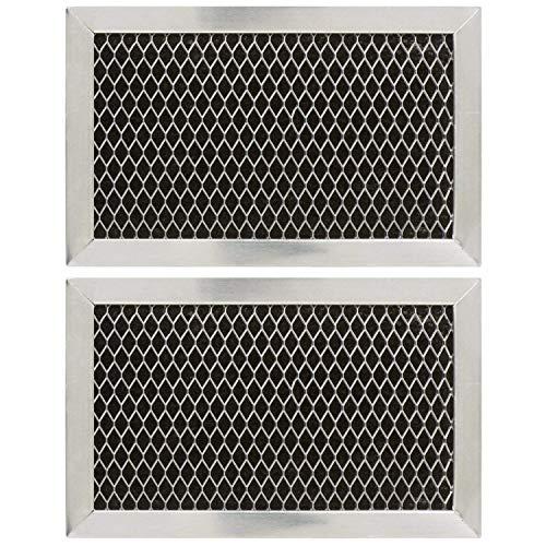 GE WB02X11124 / JX81J / WB06X10823 Mikrowellenfilter für den Umluftbetrieb AP3791810, 1084770, AH952091, EA952091, PS952091, CF3250, ERWB02X11124 (Made in USA) 3-7/8