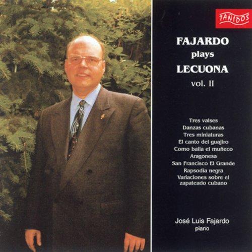 Fajardo Plays Lecuona. vol. 2