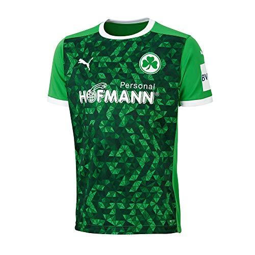 PUMA Greuther Fürth Trikot Away 2020/2021 Kids F01