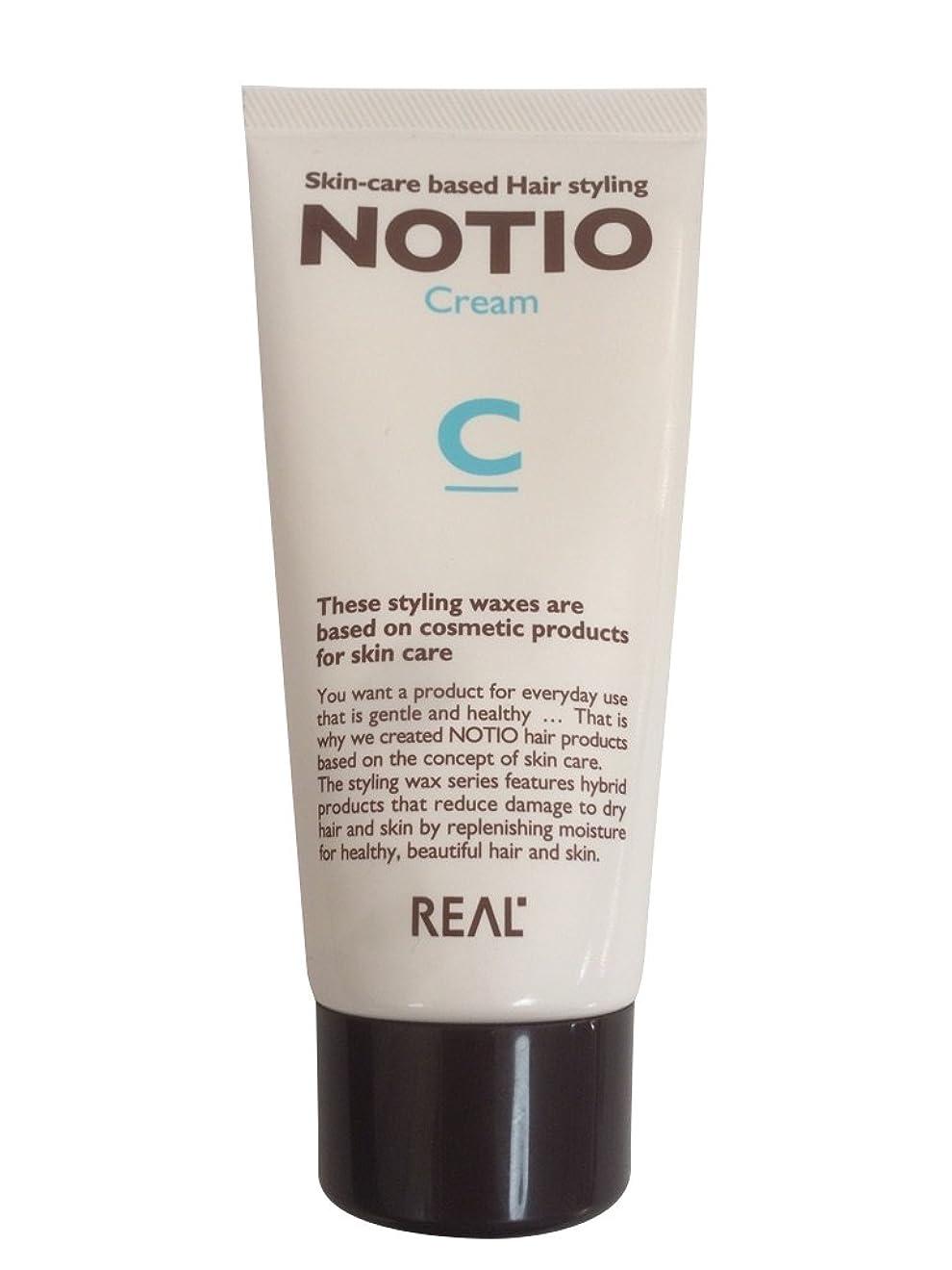 時代仮定気候リアル化学 ノティオ(NOTIO) クリーム 90g