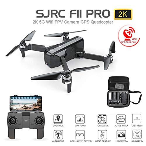 YKX4XJ08可折叠无人机遥控器遥控Quadcopter,带5G WiFi GPS返回首页,25分钟飞行时间与1080p / 2k HD相机无刷电机