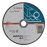 Bosch 2608603399 Disque à tronçonner à moyeu plat expert for metal rapido AS 46 T BF 180 mm 1,6 mm