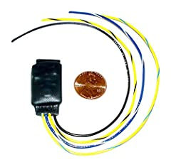 Video in Motion Activation No Programing Require with Simple Installation Automatic Parking Brake Override Bypass All Connections Made at the Back of the Radio Works with all Aftermarket Alpine Video and Navigation units