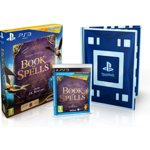 Book of Spells + Wonderbook [Importación francesa]