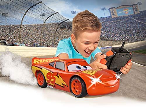 RC Auto kaufen Spielzeug Bild 3: Dickie Spielzeug 203086005 Disney Fahrzeug RC Cars 3 Ultimate Lightning McQueen*