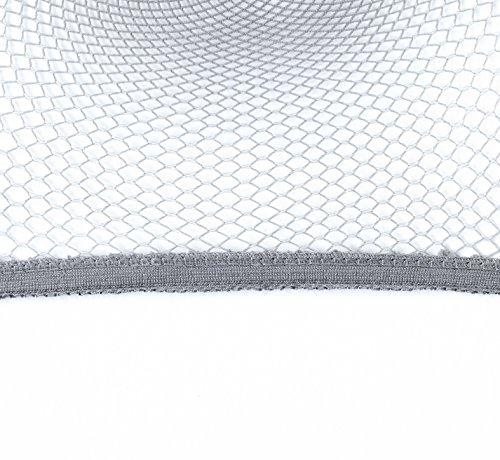 RWR No Knot Hair Nets (Grey)