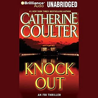 KnockOut audiobook cover art