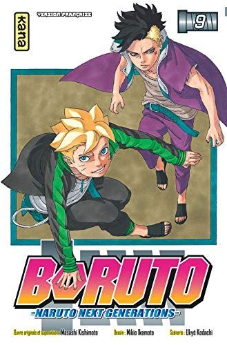Boruto - Naruto Next Generations Edition simple Tome 9
