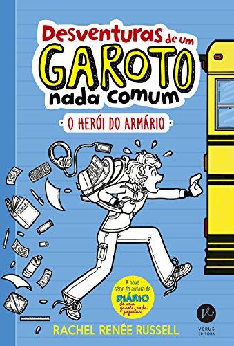 Desventuras de um garoto nada comum: O herói do armário: 1