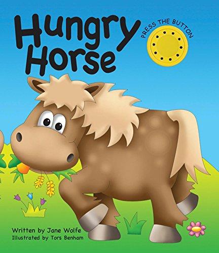 Noisy Book: Hungry Horse