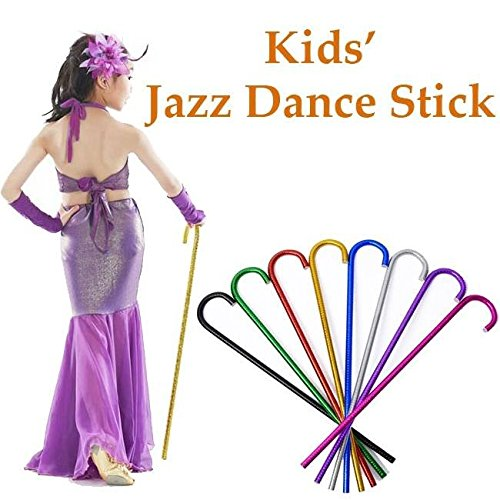 Saver 65cm Children Kids Jazz Dance Stick Rob Crutch Belly Dance Stage Performance Supplies