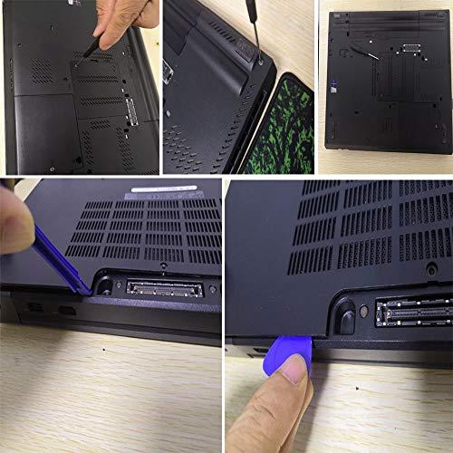 SUNNEAR 9 in 1 Precision Screwdriver Set Kit, Professional Electronics Repair Tool Kit for Repair Cell Phone, iPhone, iPad, Watch, Tablet, PC, MacBook Series