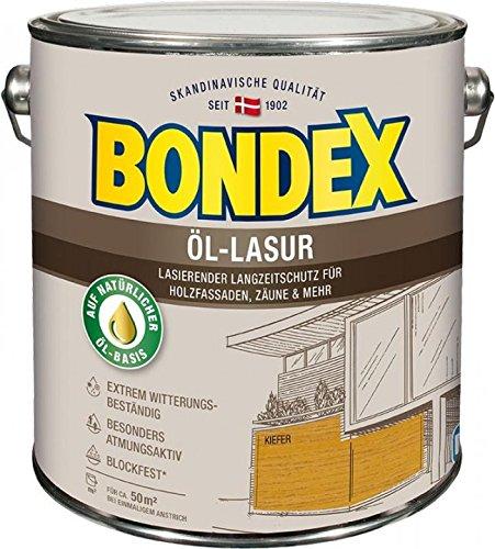 Bondex Öl-Lasur 2,50l - 391324 kiefer