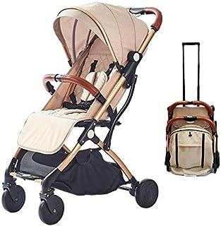 Baby Love Stroller Aluminum Golden Tube With Bag 27-005kf