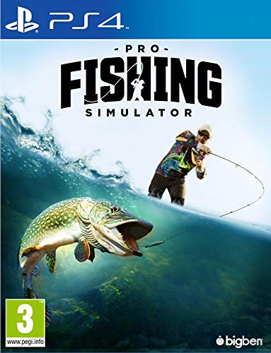 Pro Fishing Simulator Jeu PS4