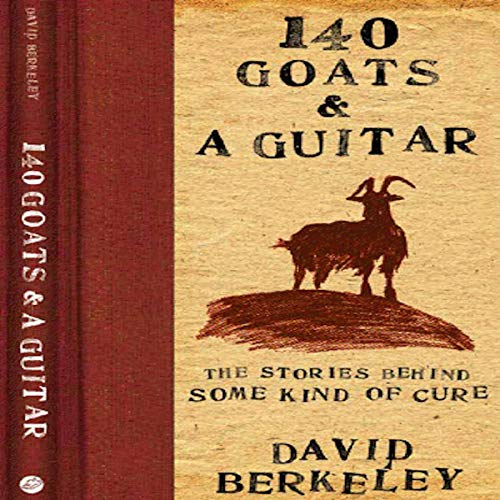 140 Goats and a Guitar audiobook cover art