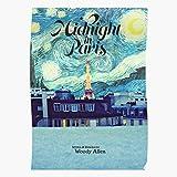 Xyxxcrew In Midnight Woody Paris Van Gogh Film Allen Home
